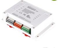 Sonoff 4CH Wifi Smart Switch Interrupteur à distance Intelligent Interrupteur Intelligent 4 canaux Montage sur Rail Din Smart Home Wi-FI Switch