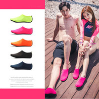 2018 Hot Selling Water Sports Diving Socks Kids Adults Anti ...