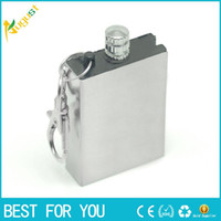 New Hot Keyring Match Flint Metal Match Fire Starter Matches...