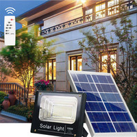 Solar Floodlight 10W 40W 60W 100W Outdoor Flood Lights IP65 ...