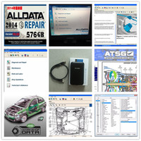 2018 Hot Auto repair Alldata 10. 53 alldata and m- itchell 201...