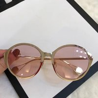 546c8584d3ac7 Óculos de sol do desenhador de marca G2255 óculos de sol para mulheres  óculos de sol