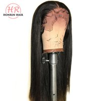 Honrin Hair 13x6 Deep Part Lace Front Wig Silky Straight Pre...