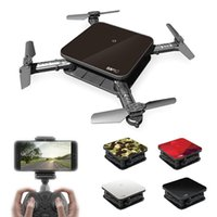S1 WiFi Mini Drone With 2MP Camera Foldable Selfie Drone RC ...