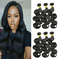 Malaysian Virgin Hair Body Wave 3 Bundles 100% Unprocessed H...