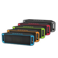 SC208 portable wireless bluetooth 4. 2 handfree mini speakers...
