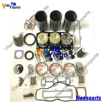 3TN84L 3TN84L- RNK 3TN84TL- RTBA overhaul rebuild kit for Yanm...