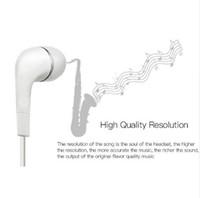 Nuovissimo auricolare cablato per Samsung EHS64 3.5mm auricolare in-ear per Samsung S3 S4 S5 S6 S7 controllo profondo profondo con microfono Spedizione gratuita