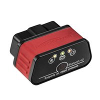 KW903 Mini Bluetooth 4.0 Wireless OBD-II Car Auto Diagnostica Strumenti di scansione per dispositivi Apple iOS