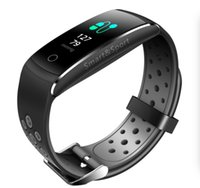 Q8 Fitness Tracker Smart Watch Blood Pressure Heart Rate Sle...
