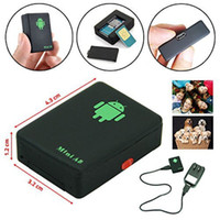 New Mini A8 Car GPS Tracker Global Real Time 4 Frequency GSM...