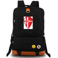 Patavini рюкзак Calcio Padova спа рюкзак футбольный клуб школьный футбольная команда рюкзак холст школьная сумка Открытый день пакет