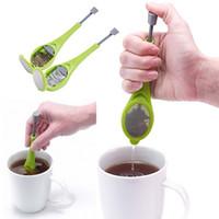 Tea Strainer Filter Flavor Total Tea Infuser Strumenti Swirl Steep Stir Press Healthy Tè alle erbe Caffè Accessori Gadget
