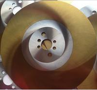 apol 십인치 275 * 250 * 32mm 절단 도구를 절단 HSS-DM05 고속 스틸 원형 톱 블레이드 구리 파이프 철 파이프 무료 배송