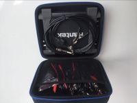 Herramienta de escaneo automático 2pcs 60mHz Probe + Hantek 8ch USB Osciloscopio Profesional Hantek 1008C Cables de diagnóstico automotriz completo