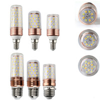 New LED Corn Bulbs 8W 12W 16W E12 E14 E26 E27 Candelabra LED...