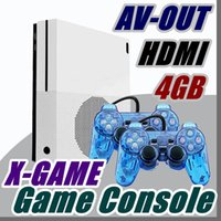AV-OUT Mini TV Supporto per console per videogiochi HD Video Player con uscita HDMI Dual Gamepad per Nes Game O-JY