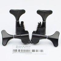 R2L2 Bass Tuner Stimmwirbel Links de Rechtshandig WJB-650 Zwart