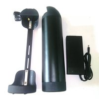 ABD, AB ücretsiz Kargo alüminyum 36 v su şişesi ebike pil marka 18650 lityum iyon 36 v 17ah pil için 250 W 350 W 500 W motor