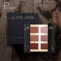 PUDAIER Brand High Light Repair Disk 6 Colors Pressed Repair...
