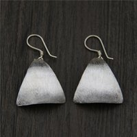 designer jewelry fashion charm 925 sterling silver earring H...