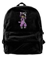 Jess From Aphmau Gaming Canvas Shoulder Mochila New Style Mochila para Hombres Mujeres Adolescentes College Travel Daypack Black