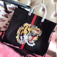 Pink sugao tiger designer handbags Gbrand top luxury handbag...