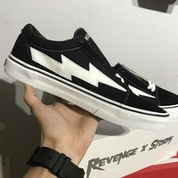 Revenge X storm Canvas shoes Skateboarding shoes Men and wom...