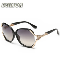 Fashion Sunglasses Women Luxury Brand Designer Leopard Sun G...
