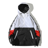 BOLUBAO 2018 New Giacche con cappuccio da uomo Pullover Jacket Fashion Tuta Casual Coat Uomo Hip Hop Streetwear Top