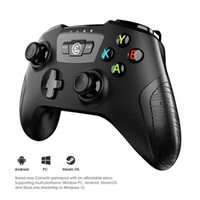 2018 Nuevo T2a Bluetooth / 2.4G inalámbrico / con cable USB Gamepad Game Controller SNES Joystick para Android Windows TV Box