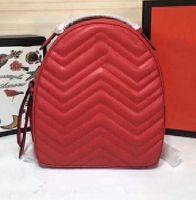 "Womens Brand Bag Louis ""Vitton Designer Bags Luxo Marmont Mochilas 31te Couro Marcas Mulheres 476671 Bolsas Totes Fas"