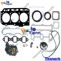 3TNV88 3D88E- 5 Full overhaul gasket kit for Yanmar engine GE...