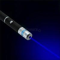 BVP1 Single Point Blue Violet Puntero láser Pen Pet Cat Toy 405nm enfoque fijo