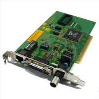 Endüstriyel ekipman panosu PCI arabirimi Ağ adaptörü BNC AUI 3C900-COMBO 03-0108-002 REV A