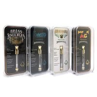 Brass Knuckles Cartridges Connected ABRACADABRA E Cigarettes...