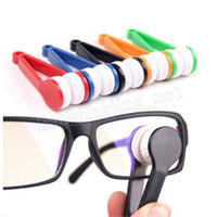 100pcs lot Mini Sun Glasses Eyeglass Microfiber Brush Sun Gl...