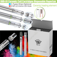 BUD D1 Thick Oil Disposable Cartridges Vaporizer Vape O Pen ...