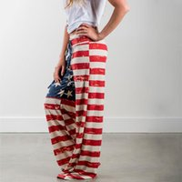 New Women Pants Fashion Female Summer Long Pants America Nat...