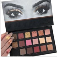 A5 Free Shipping by ePacket 18 Colors Eyeshadow Palette Rose...