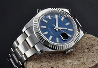 Super Factory Mens Automatic Cal. 3235 Watches Blue Dial Date...