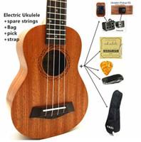 Укулеле концерт Сопрано тенор укелеле мини акустическая гитара электрическая укелеле гитара Струнные инструменты ж - / подобрать эквалайзер