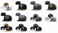 최신 모자 Vegas Golden Knights 하키 스냅 백 모자 11 스타일 모자 팀 모자 믹스 앤 매치 주문 모든 모자 최고 품질의 모자