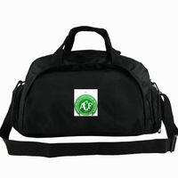 Bolso de mano ACF Associacao Chapecoense club tote Fútbol mochila de uso doble Equipaje de fútbol Bolso de hombro del equipo Sport sling pack