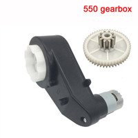 Children electric car gearbox with motor, 12v and 6V dc motor...