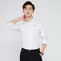 2018 New spring men casual blouses japan style long sleeve s...