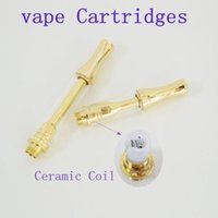 E Cigarettes Vape Tanks Disposable Vape Pen Thick Oil Cartri...