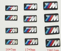 100pcs Tec Sport Wheel Badge 3D Emblem Sticker Decals Logo F...