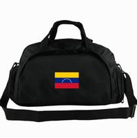Венесуэла вещевой мешок Боливарианской Республики флаг тотализатор VEN 2 способа использовать рюкзак Национальный флаг багаж Маршрутный плечо вещевой Sport строп пакет