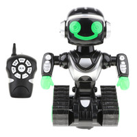 Electronic Intelligent RC Robot Toy for Kids Toddlers, Danci...
